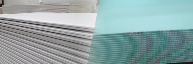 Gut gemocht Arten von Gipskartonplatten - Dicke, Größe und Gewicht LU27