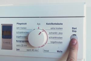 Bosch Trockner geht nicht mehr an