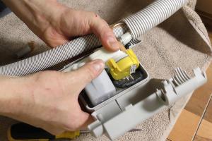 Siemens Geschirrspüler - Aquastop tauschen (Reparatursatz)