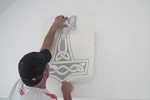 Kuche Selber Bauen Anleitung Malerei | Tapezieren Wande Gestalten Anleitung Tipps Vom Maler
