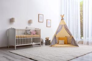 Fröhlich und kreativ: 5 Ideen zum Gestalten von Baby- und Kinderzimmer