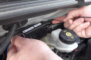 Marderabwehr ins Auto einbauen