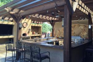 Outdoorküche planen, gestalten und umsetzen