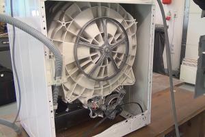 Waschmaschine: Trommel dreht sich nicht mehr