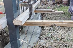Ratgeber gartenzaun bauen mit anleitung zum erfolg - Gartentor bauen anleitung ...