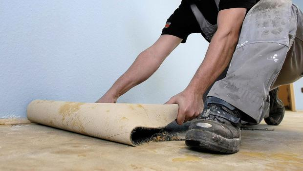 Passt Der Untergrund Arger Vermeiden Beim Bodenlegen In Bauen