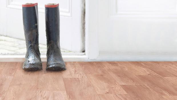 Fußboden Teppich ~ Parkett teppich & co.: so bleibt der boden wirklich sauber! in