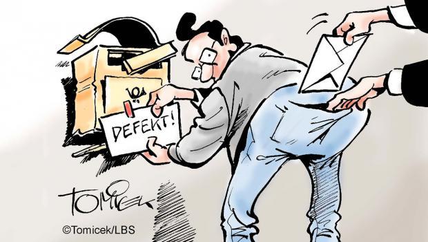 Mieterhöhung Brief Ordnungsgemäß Zugestellt Oder Nicht In