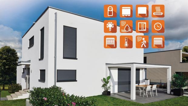 smart home elero bringt eigenes system in technik. Black Bedroom Furniture Sets. Home Design Ideas