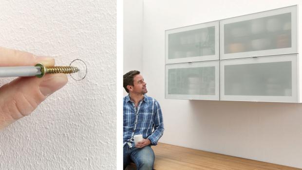 rigips massiv f r die schnelle mauer nebenbei in bauen bauen wohnen. Black Bedroom Furniture Sets. Home Design Ideas