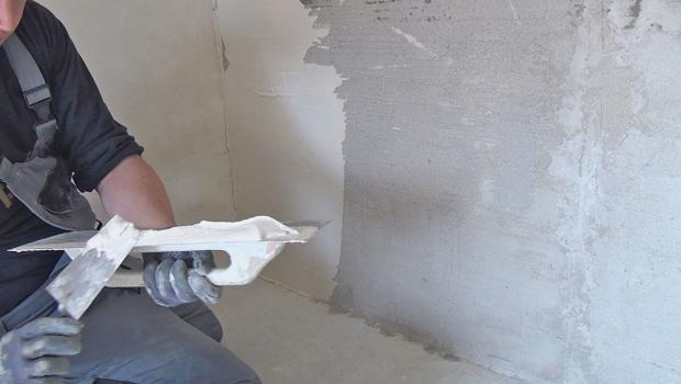 Sehr Wände sanieren: Spachteln, putzen oder abziehen? in Ratgeber MX52