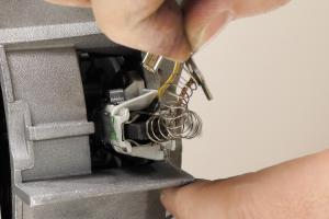 Kugellager wechseln anhand eines waschmaschinenmotors anleitung