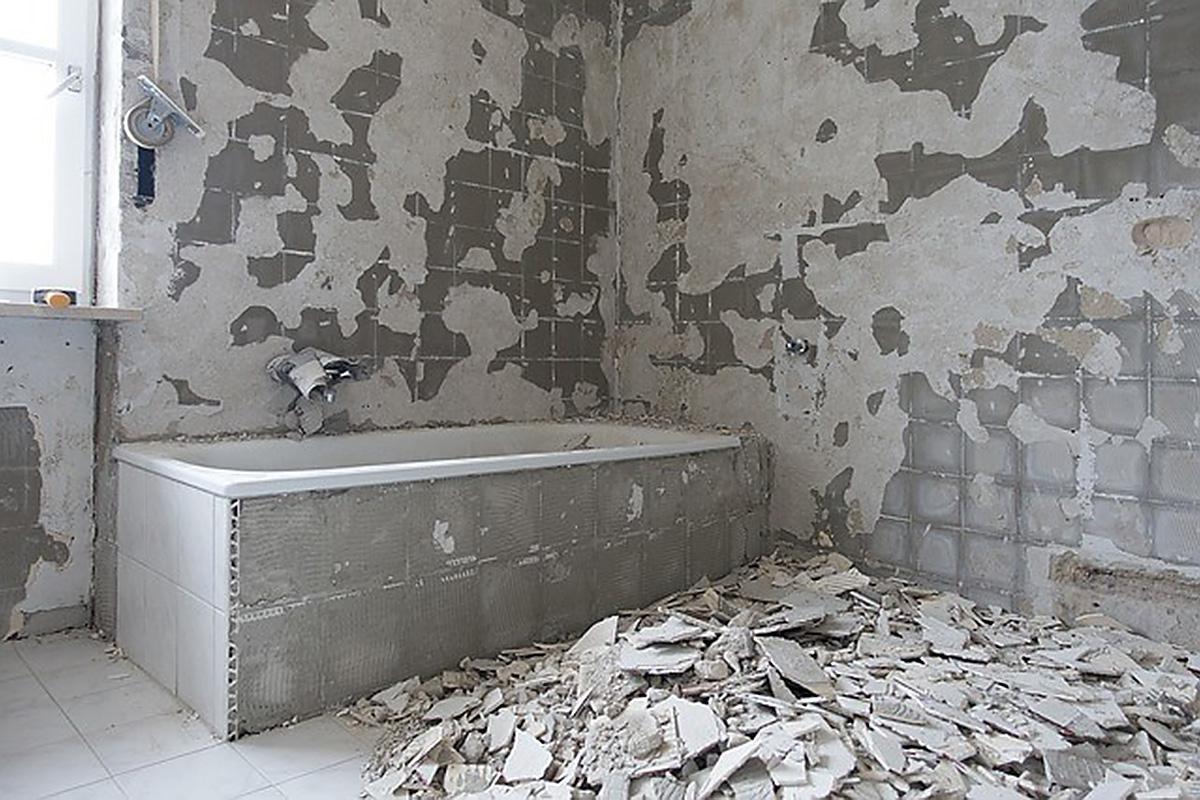 Das alte Bad sanieren: So kann das Projekt starten ...