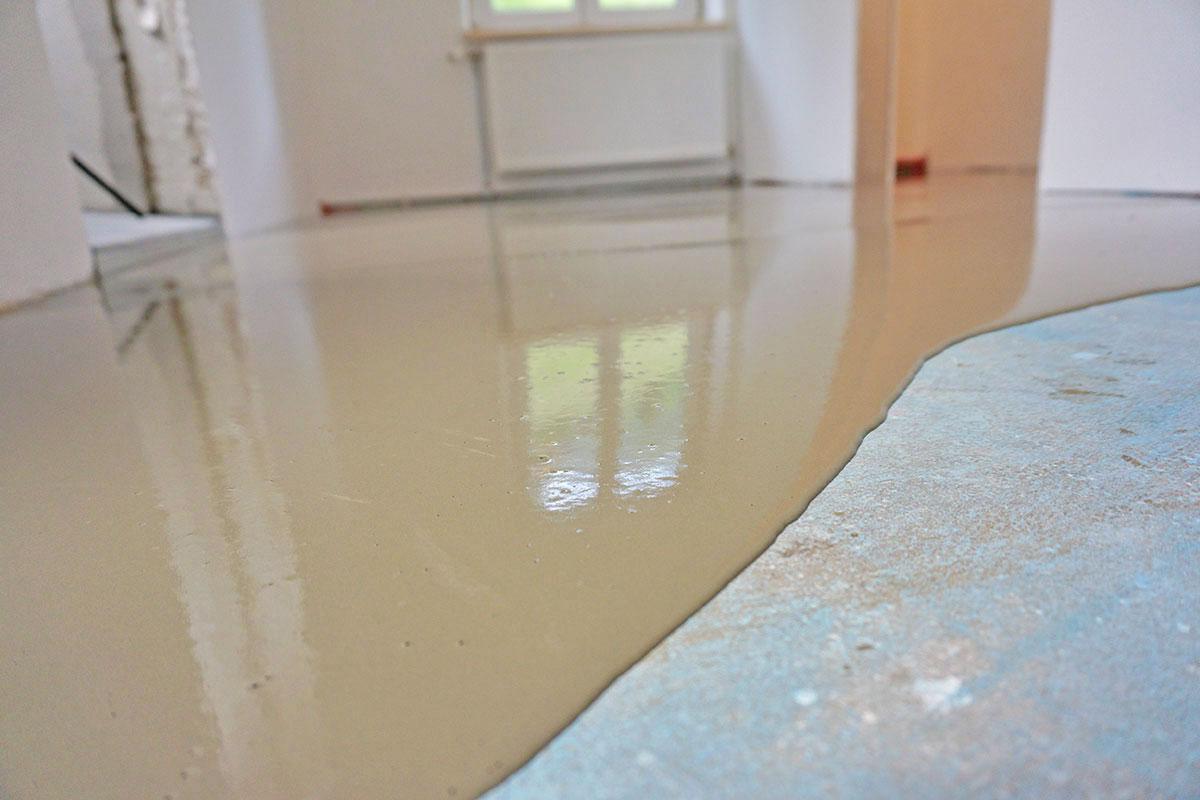Fußboden Unebenheiten Ausgleichen ~ Boden ausgleichen grundlagen anleitung tipps diybook at