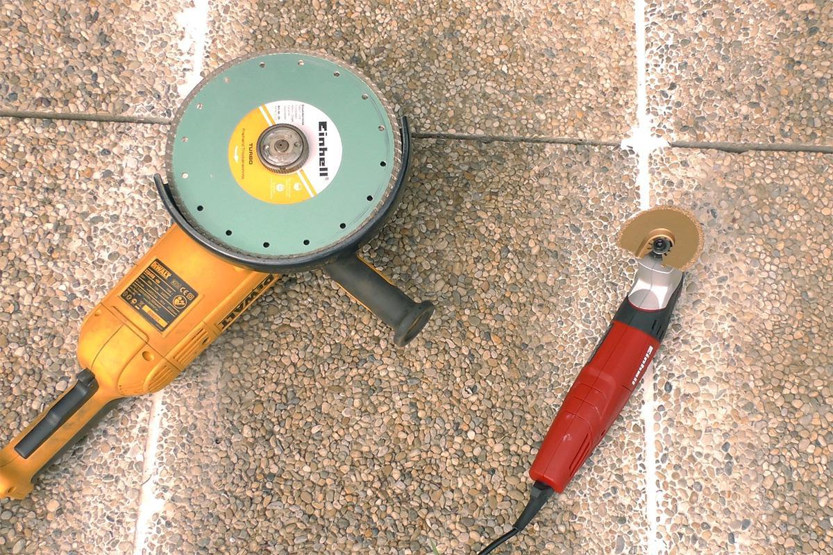 Berühmt Fugen entfernen: Welches Werkzeug eignet sich dazu? - Ratgeber QM68