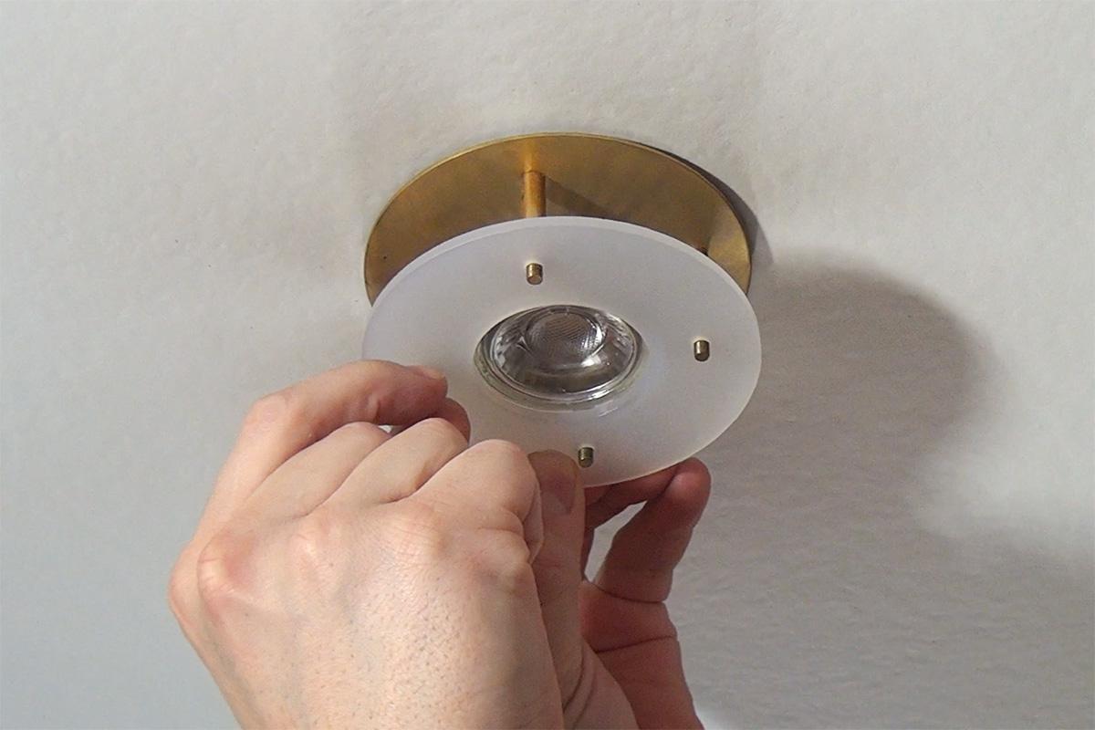 12-Volt-Halogenstrahler durch LED-Strahler ersetzen - Anleitung ...