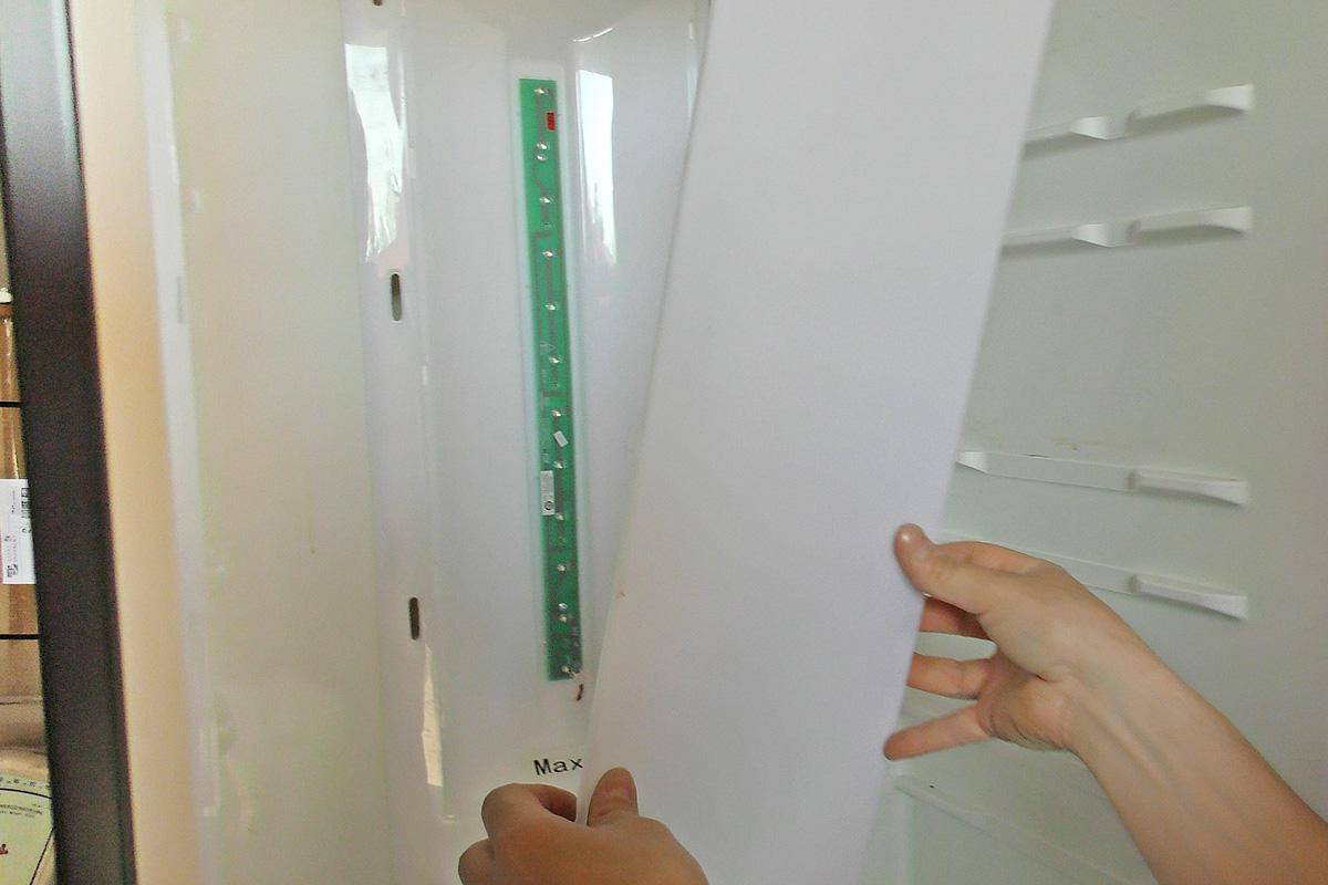 Bosch Kühlschrank Birne Wechseln : Kühlschrank led beleuchtung wechseln anleitung diybook at