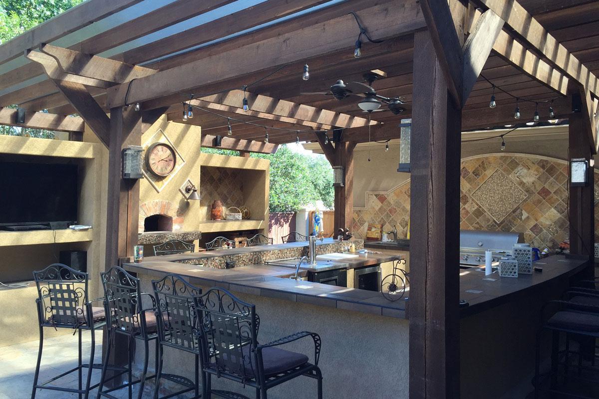 Outdoor Küche Wetterfest : Outdoorküche planen tipps rund um den freiluft kochplatz mein