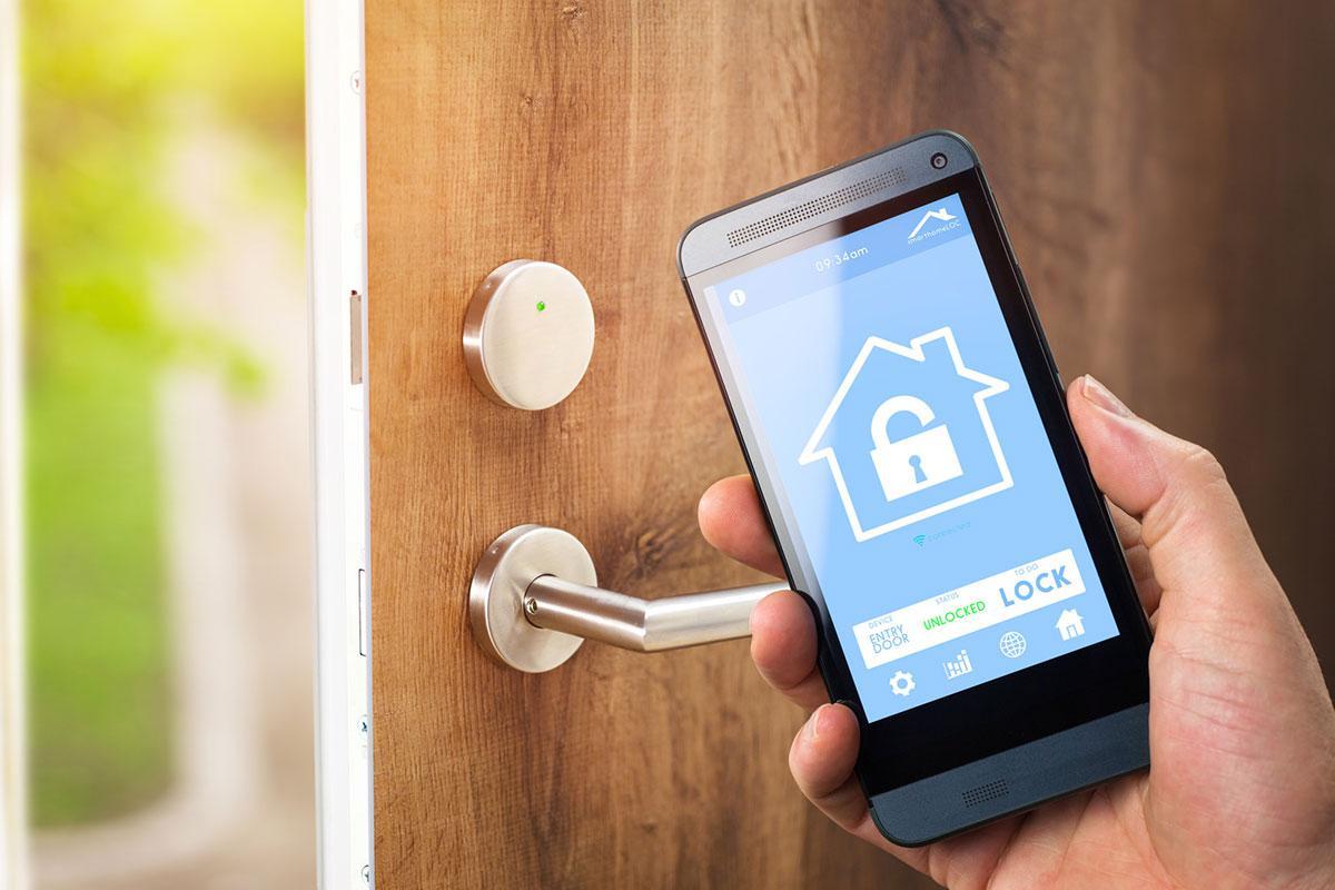 Droht Gefahr Smart Home Sicherheit Im Check Ratgeber Diybook At