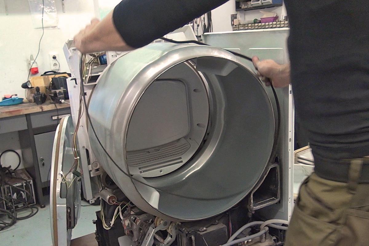Whirlpool trockner dreht sich nicht mehr teil anleitung