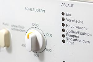 10 Grunde Warum Die Waschmaschine Nicht Schleudert