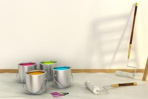 Eine Wand Streichen: 5 Tipps Zur Vorbereitung   Anleitung U0026 Tipps Vom Maler  | Streichen @ Diybook.at