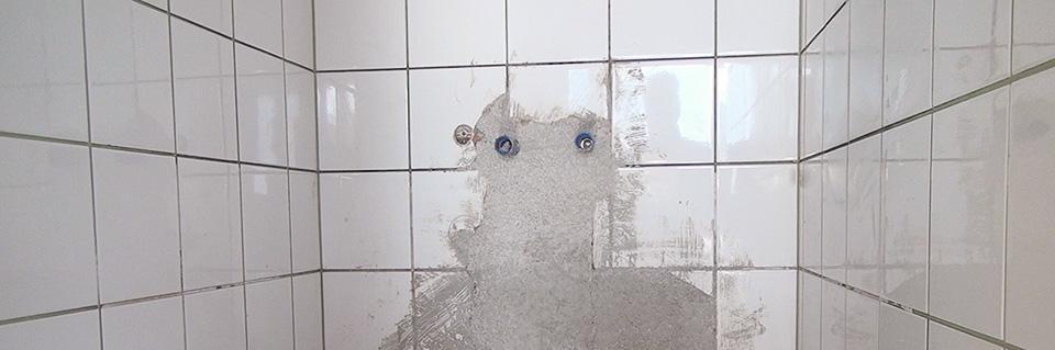 Fliese Auf Fliese Verlegen Das Verfliesen Einer Dusche Anleitung