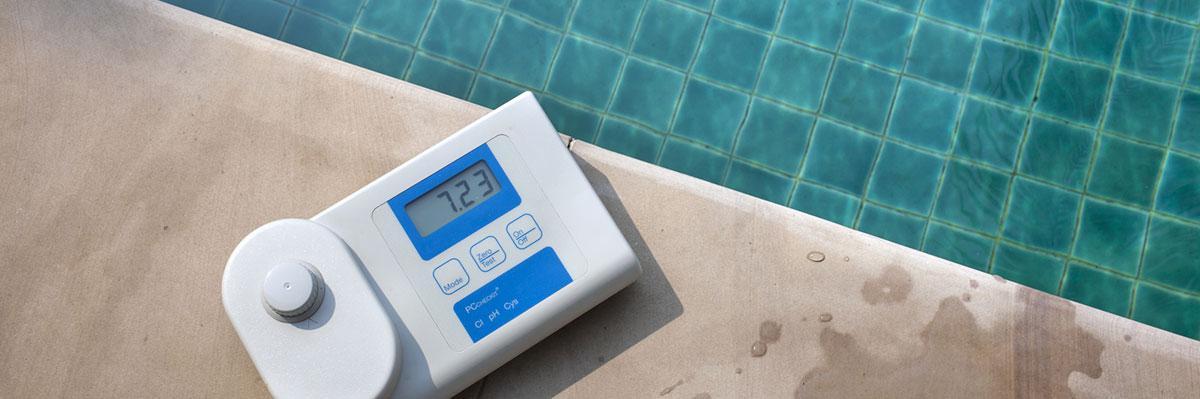 Ph Wert Pool Zu Niedrig. Finest Pool Im Eigenen Garten With Ph Wert ...