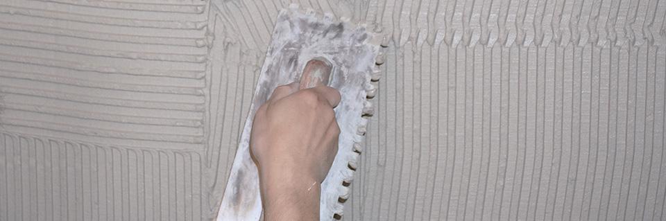 Top Dünnbettverfahren - Fliesenverlegetechniken im Überblick @ diybook.at IY19