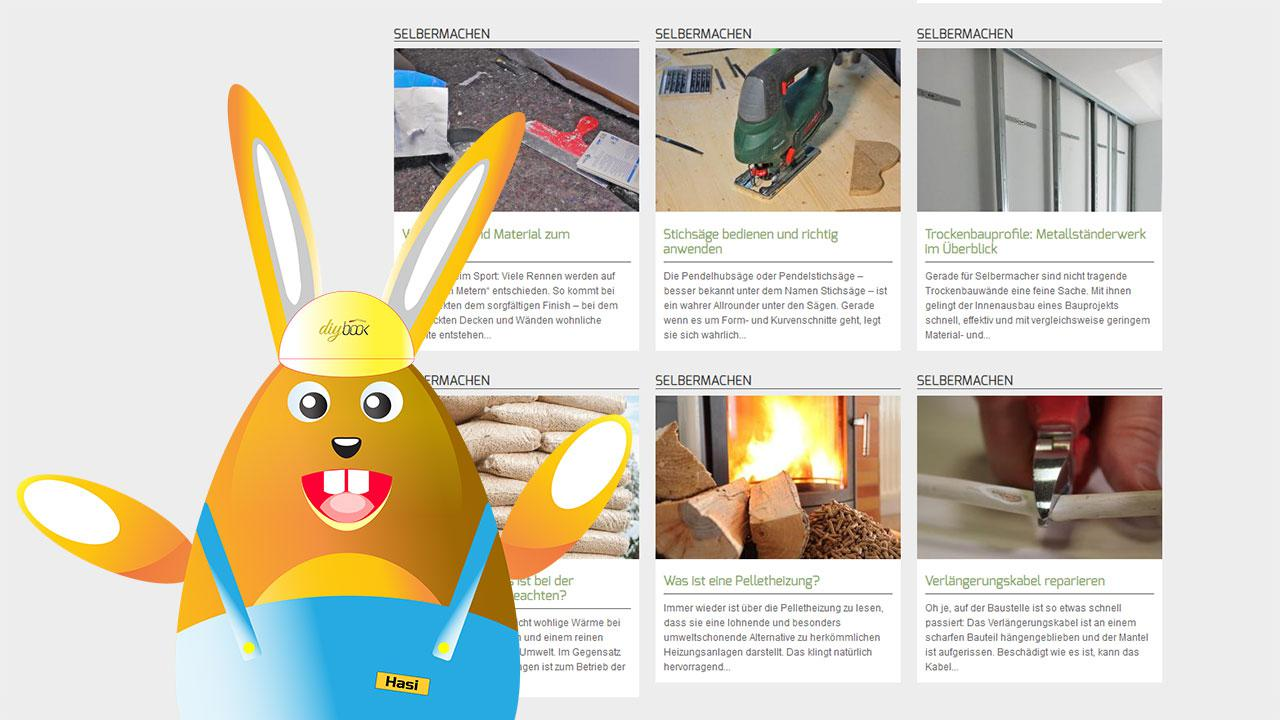 heimwerker-ostern auf diybook in diybook @ diybook.at