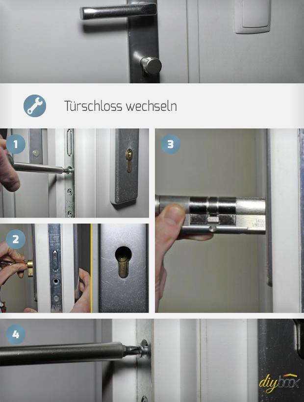 Turschloss Wechseln Anleitung Diybook At