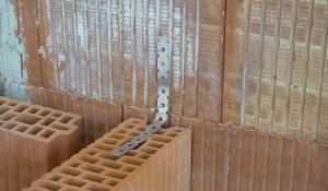 trennwand bauen das mauern ohne m rtel anleitung tipps vom maurer maurern. Black Bedroom Furniture Sets. Home Design Ideas