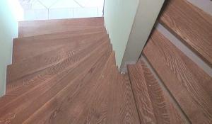 betontreppe verkleiden treppenverkleidung mit holz tipps anleitung vom tischler gel nder. Black Bedroom Furniture Sets. Home Design Ideas
