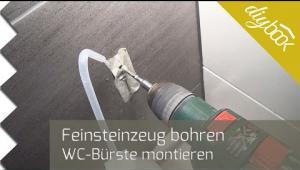 Embedded thumbnail for Feinsteinzeug bohren
