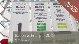 Embedded thumbnail for Im Baufieber: diybook auf der Bauen&Energie 2018 in Wien