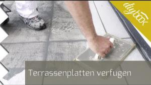 Embedded thumbnail for Terrassenplatten verfugen