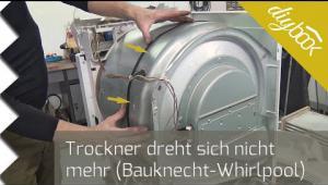 Trockner trocknet nicht mehr richtig video anleitung diybook at