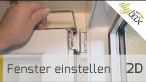Embedded thumbnail for Fenster einstellen - Video
