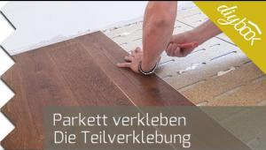 Embedded Thumbnail For Parkett Verlegen   Video Zur Teilverklebung
