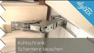 Kühlschrank Türdichtung : Kühlschrank: türdichtung tauschen video anleitung @ diybook.at