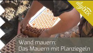 Embedded thumbnail for Wand mauern