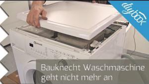 Embedded thumbnail for Waschmaschine geht nicht mehr an