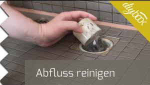 Embedded thumbnail for Abfluss reinigen