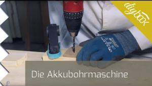 Embedded thumbnail for Werkzeugkunde: Der Akkubohrer