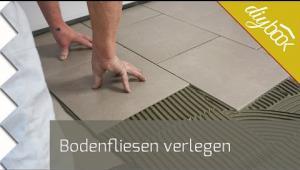 Fußboden Fliesen Austauschen ~ Einzelne fliesen austauschen video anleitung diybook at