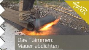 Embedded thumbnail for Flämmen Video-Anleitung