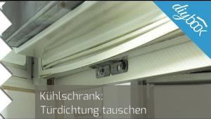 Embedded thumbnail for Kühlschrank: Türdichtung tauschen
