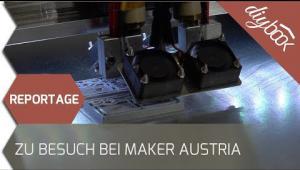 Embedded thumbnail for Offene Werkstatt: Zu Besuch bei Maker Austria