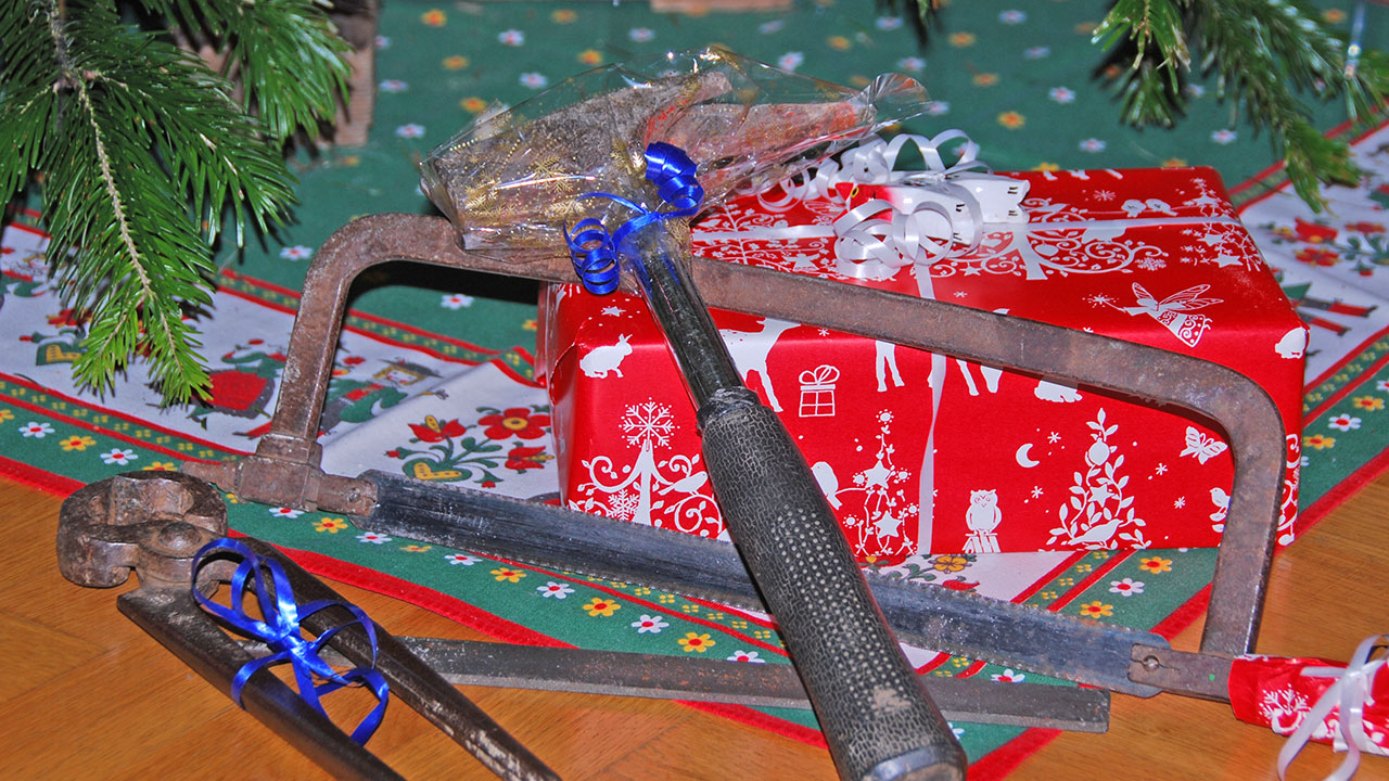 weihnachten 8 geschenke tipps f r heimwerker in events ratgeber. Black Bedroom Furniture Sets. Home Design Ideas